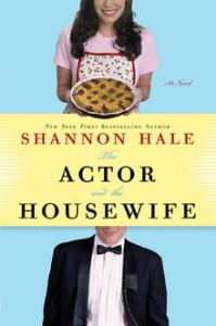 The Actor and the Housewife book cover