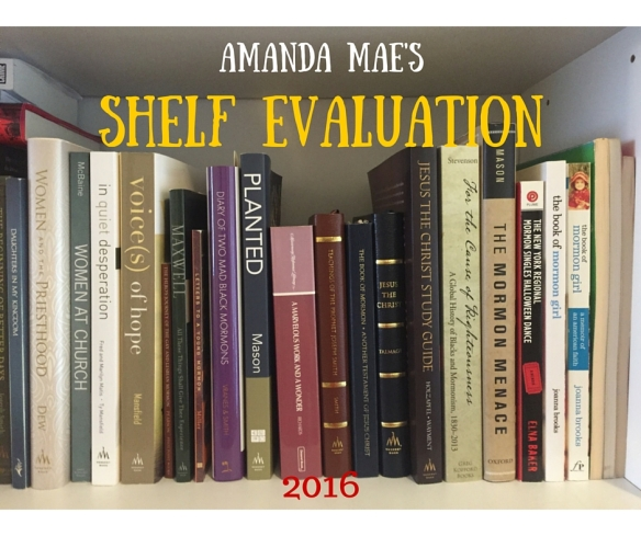 Amanda Mae Shelf Evaluation